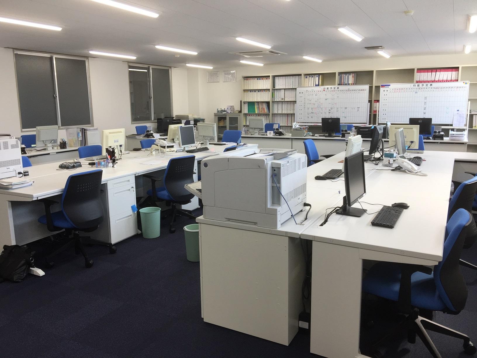 クラタコーポレーションのサービス受付センター開設1