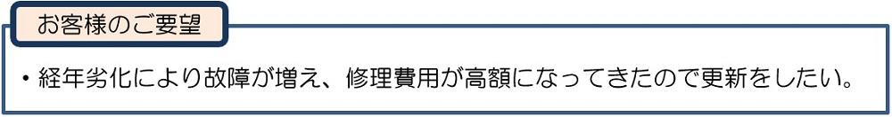 クラタコーポレーションの導入事例広島マツダ本社ビル空調機更新工事0
